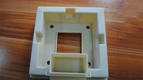 CNC prototyping(buy silicone molds)