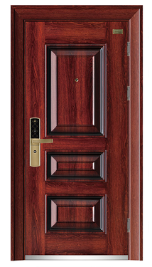 steel entry doors-GS-8003