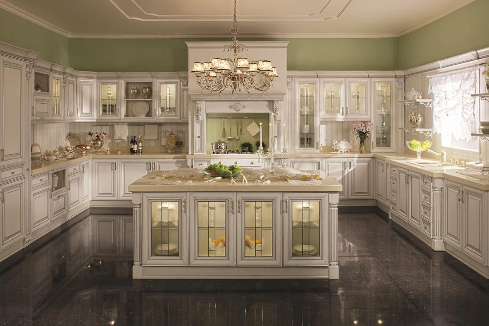 Wholesale kitchen cabinet -KITCHEN 07
