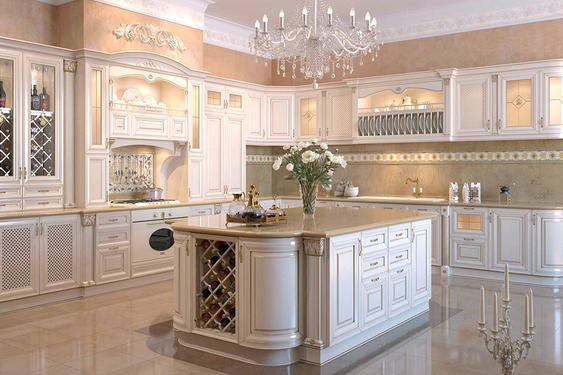 Kitchen cabinet design-KITCHEN 08