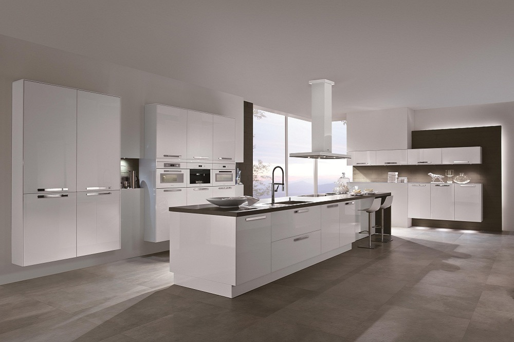 Contemporary kitchen cabinets-KITCHEN 004