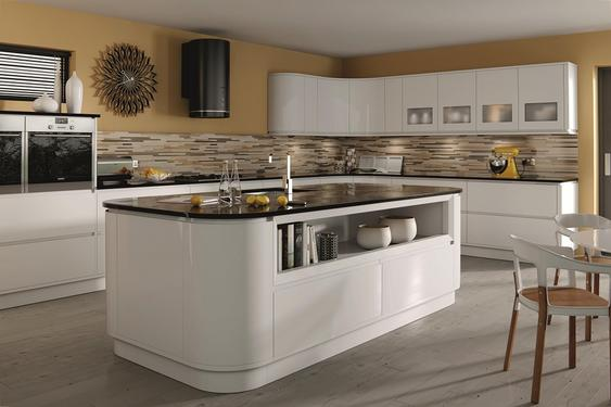 Contemporary kitchen-KITCHEN 006
