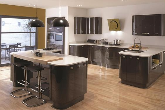 Cuisine moderne design-KITCHEN 010