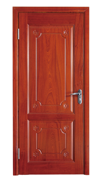 Composite wood door-LD-014