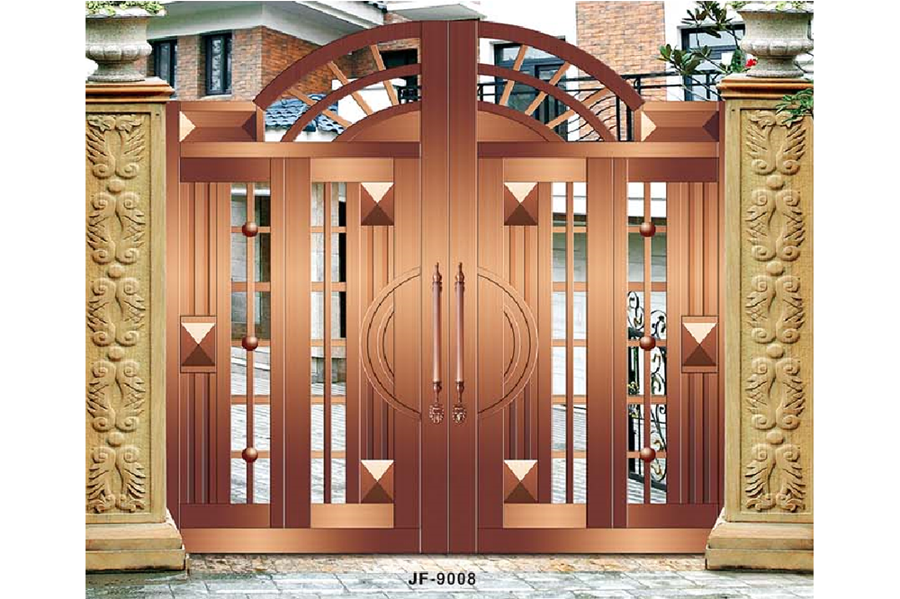 Copper door-JF-9008