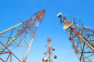 hybrid towers, telecommunication towers,telecom mast ,lattice tower