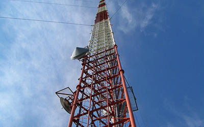 3 LEGGED OR 4 LEGGED SELF SUPPORTING TELECOM TOWER