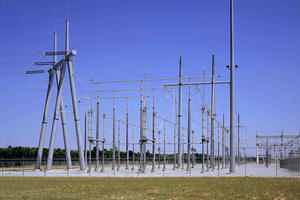 China Substation Steel Structure, power plant structures,switchyard structures manufacturer