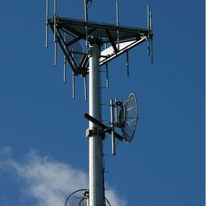 Self Supporting Polygonal Telecom Pole
