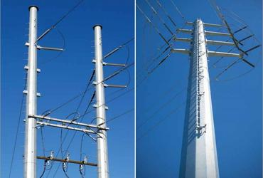 Advantage and Disadvantage of Power Pole and Angle Tower in Power Transmission Engineering