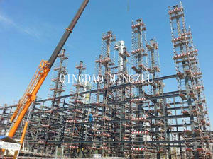 Boiler Steel Structure ,China supplier, vendor, manufacturer