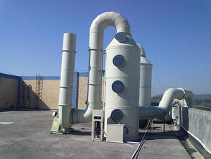 China Acid mist purification tower price