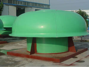 China FRP roof fan factory