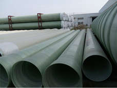 FRP water supply pipe