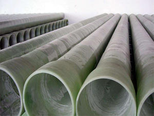 China corrosion-resistant FRP pipe factory