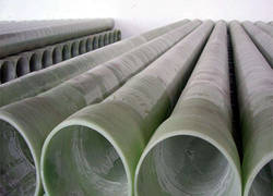 Corrosion-resistant FRP pipe