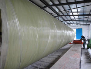 China High temperature FRP pipe factory