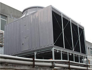China Square cooling tower factory