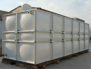 China FRP anti-aging tank factory