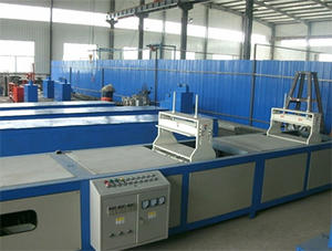 low price FRP pultrusion line price