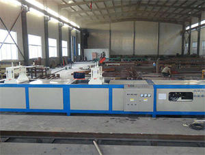 China FRP pultruded profile production equipment factory