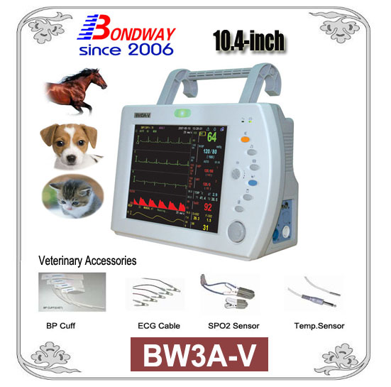 Veterinary monitor