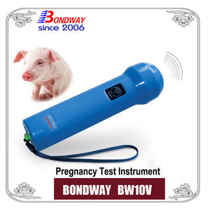 Pregnancy tester for pig, sheep, goat, pregnancy tester for swine, ovine, pork