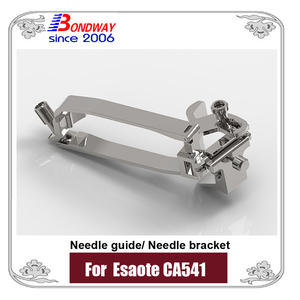 Needle bracket, biopsy needle bracket, needle guide for Esaote ultrasound CA541