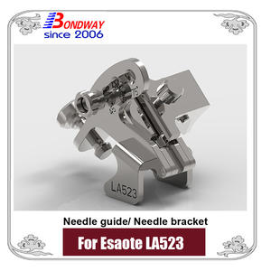 Needle bracket, biopsy needle bracket, needle guide for Esaote ultrasound LA523