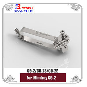 Needle bracket, needle guide for Mindray C5-2 ultrasound probe
