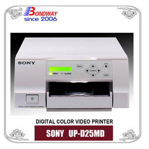 Impresora de video en color digital, SONY UP-D25MD para la máquina de ultrasonido Doppler en color
