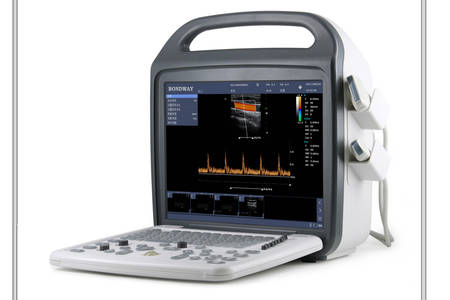 Digital color doppler