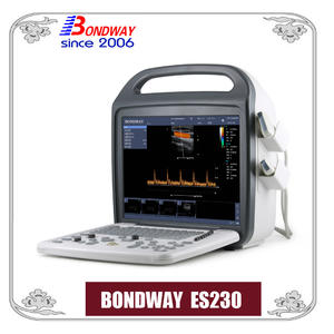 Digital Color Doppler Ultrasound Imaging System