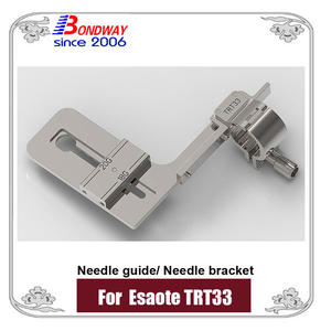 Needle bracket, biopsy needle bracket, needle guide for Esaote ultrasound TRT33