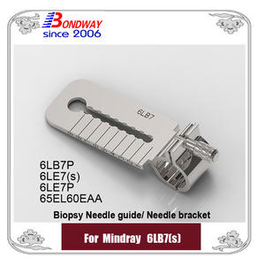 Guide des aiguilles de biopsie pour transducteur Mindray 6LB7 (s) 6LB7P 6LE7 (s) 6LE7P 65EL60EA