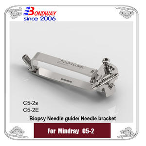 Biopsy Needle Bracket, Needle Guide For Mindray Convex Transducer C5-2 C5-2s C5-2E