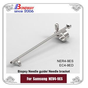 Guide des aiguilles de biopsie Samsung pour transducteur transvaginal NEV4-9ES NER4-9ES EC4-9ED