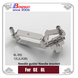 Biopsy Needle Guide For GE Transducer 8L 8L-RS 12L(LA39), Needle Bracket