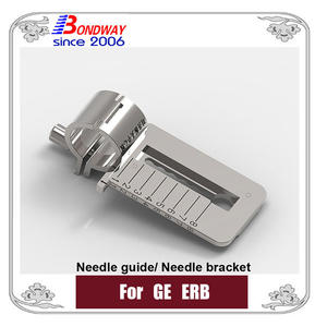 Biopsy Needle Guide For GE Transducer ERB, Needle Bracket
