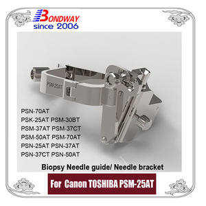 Biopsy Needle Guide For CANON(TOSHIBA) Phased Array Transducer PSM-25AT PSN-70AT  PSK-25AT PSM-30BT PSM-37AT PSM-37CT PSM-50AT PSM-70AT PSN-25AT PSN-37AT PSN-37CT PSN-50AT