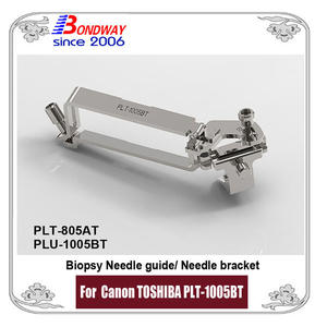 Biopsy Needle Guide For CANON (TOSHIBA) Linear Transducer PLT-1005BT PLT-805AT PLU-1005B