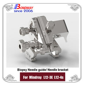 Mindray  biopsy needle guide for ultrasound  transducer  L12-3E, L12-4s