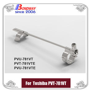 Needle Bracket, Needle Guide For CANON (TOSHIBA) Transvaginal Transducer PVT-781VT PVT-781VTE, PVU-781VT,PVU-781VTE