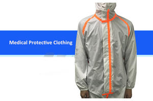 medical protective clothing, COVID-19, Coronavirus, disposable medical products