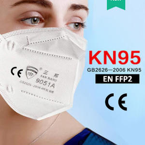 KN95 Face Mask, FFP2 Face Mask With CE Mark, Fighting Coronavirus, COVID-19