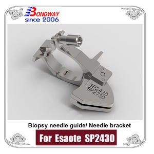 biopsy needle bracket, needle guide bracket for Esaote ultrasound SP2430 SP2730