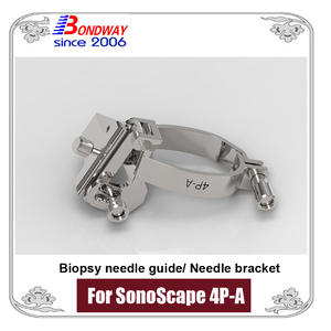 SonoScape biopsy needle bracket, biopsy needle guide for transducer 4P-A
