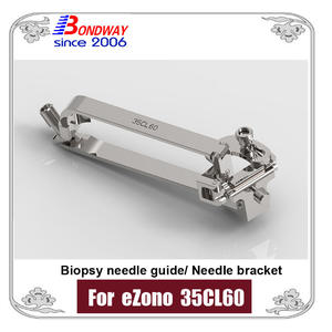 EZono Biopsy Needle Bracket, Needle Guide For Ultrasound Transducer 35CL60