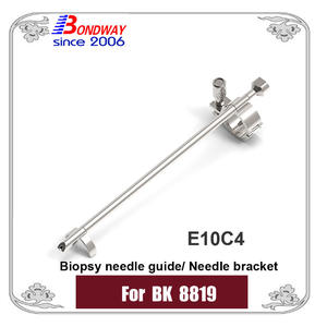 BK biopsy needle bracket, biopsy needle guide for BK 8819 ultrasonic transducer