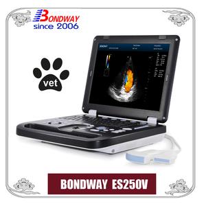 scanner à ultrasons, machine à ultrasons, doppler couleur vétérinaire numérique
